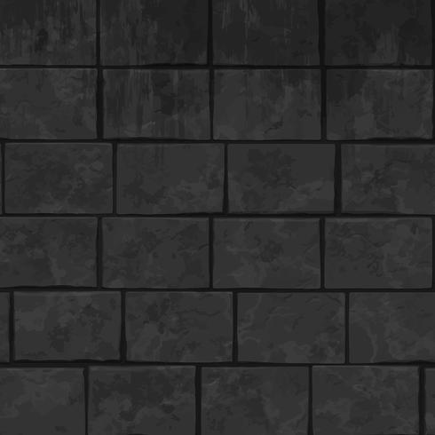Trama di muro di mattoni vettore
