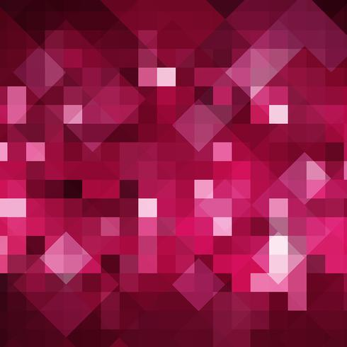 Abstract geometric Valentine's background