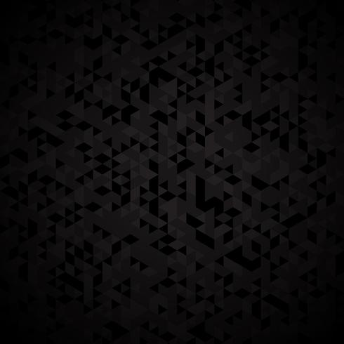 Dark geometric  background