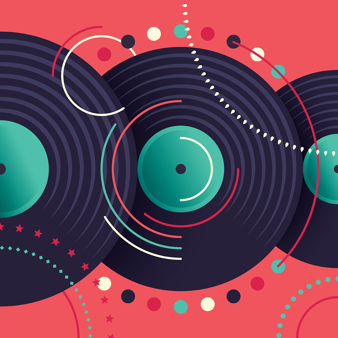 Vinyl Records Download Free Vectors Clipart Graphics