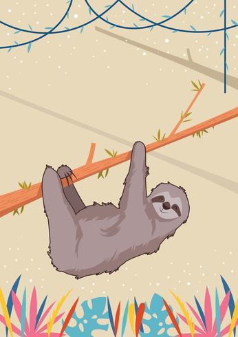 Söt sloth