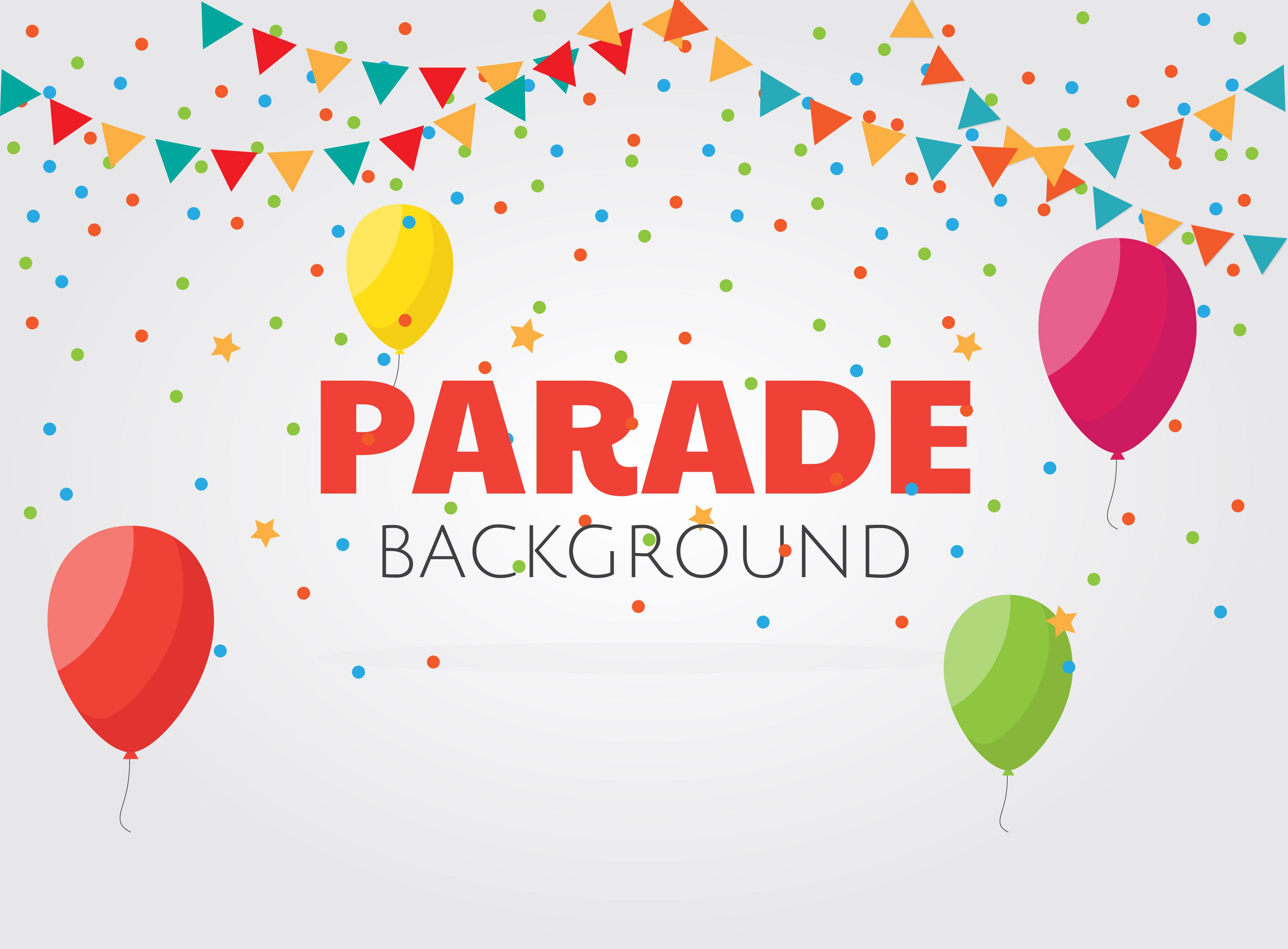 parade background