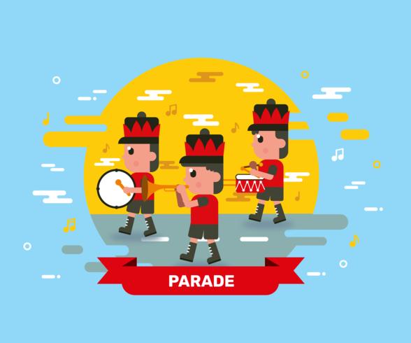 Parade-Vektor
