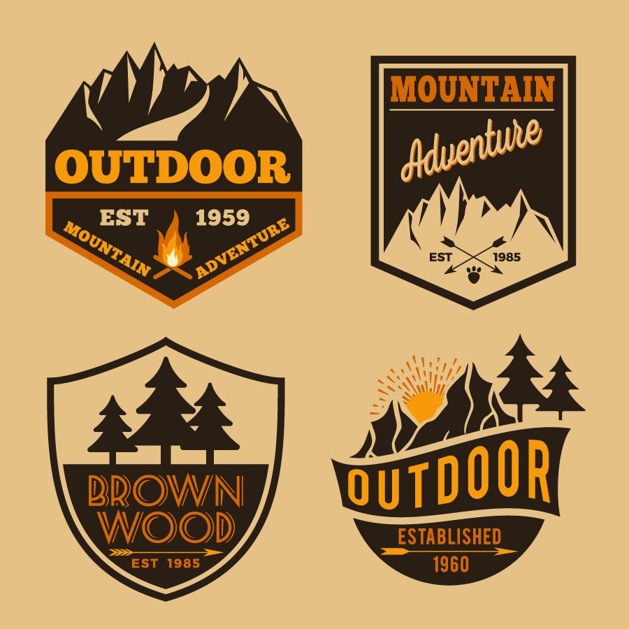 Outdoor Adventure Free Vector Art 6155 Free Downloads