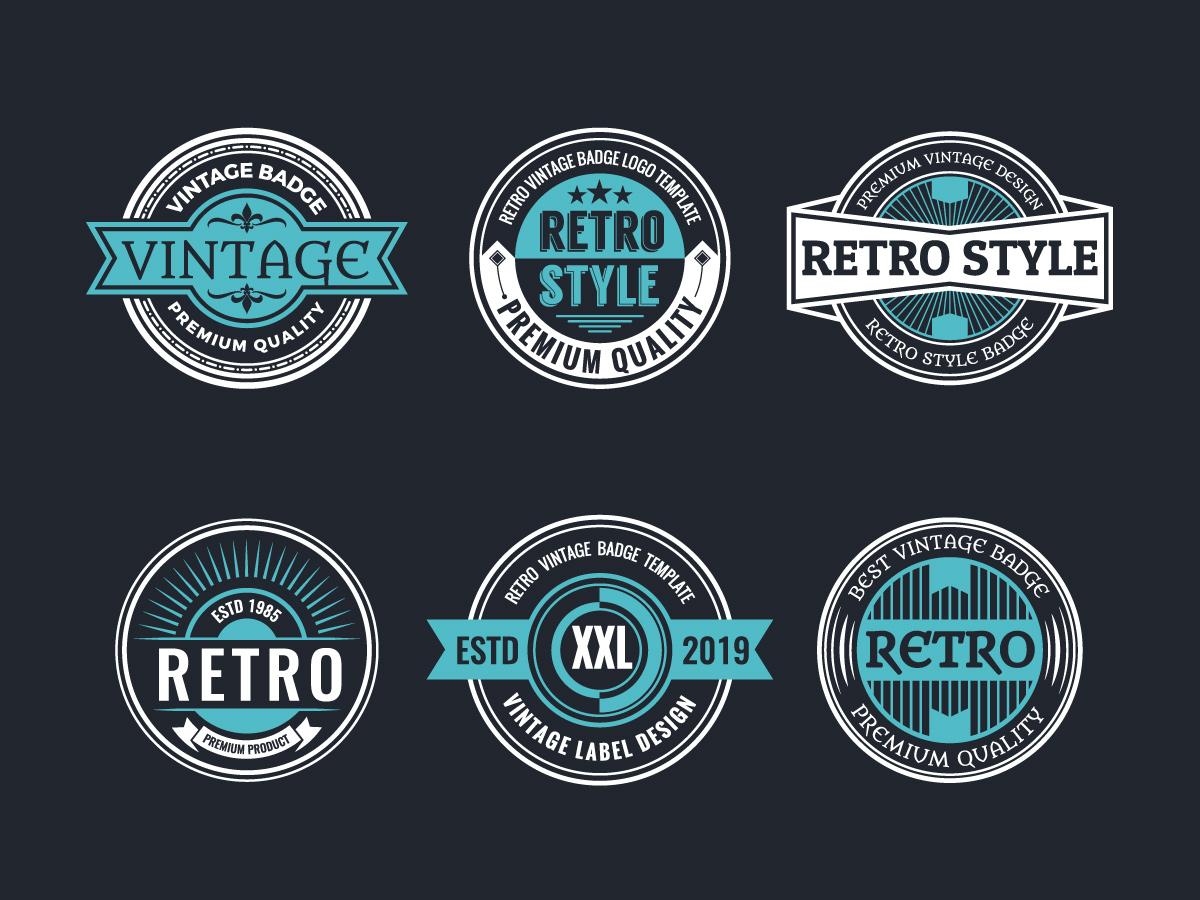 圓 形logo 免費下載 | 天天瘋後製