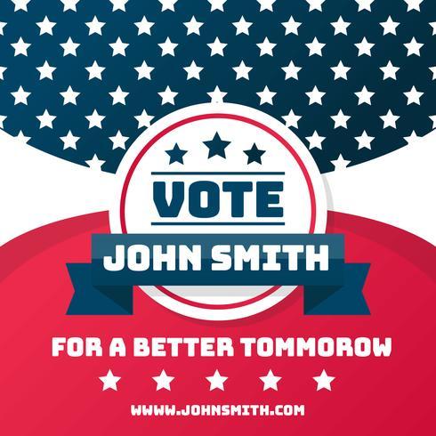 Design de campanha política