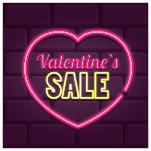 Neon Valentines Oferta