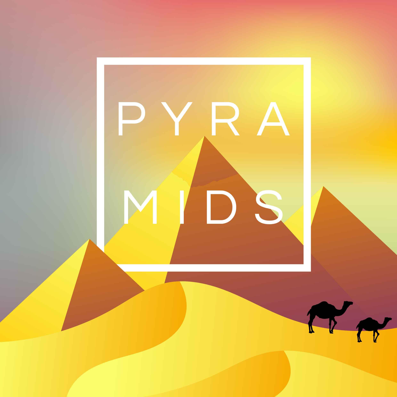 Pyramids Egypt Free Vector Art - (351 Free Downloads)
