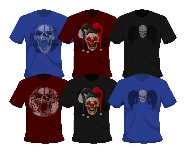 Camiseta Grunge