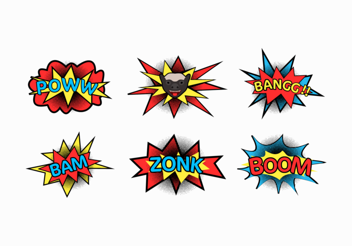 Sound Effects Vectors