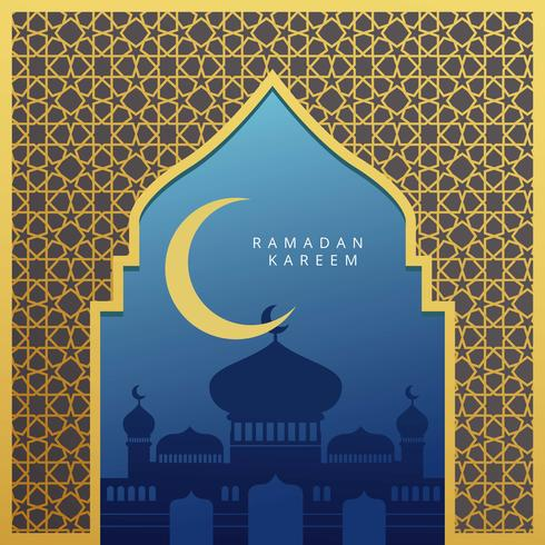 Ramadan Background Illustration Download Free Vectors Clipart Graphics Amp Vector Art