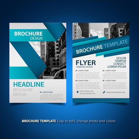 Broschyr Design Flyersmall