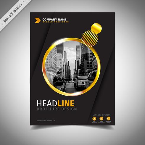 Gold Business Brochure