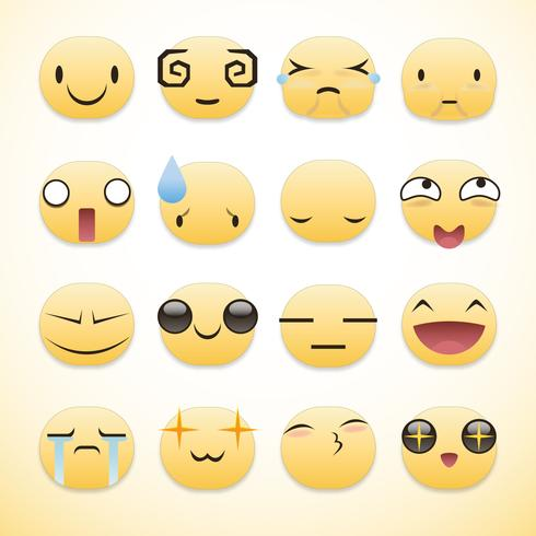Pack Emoticons