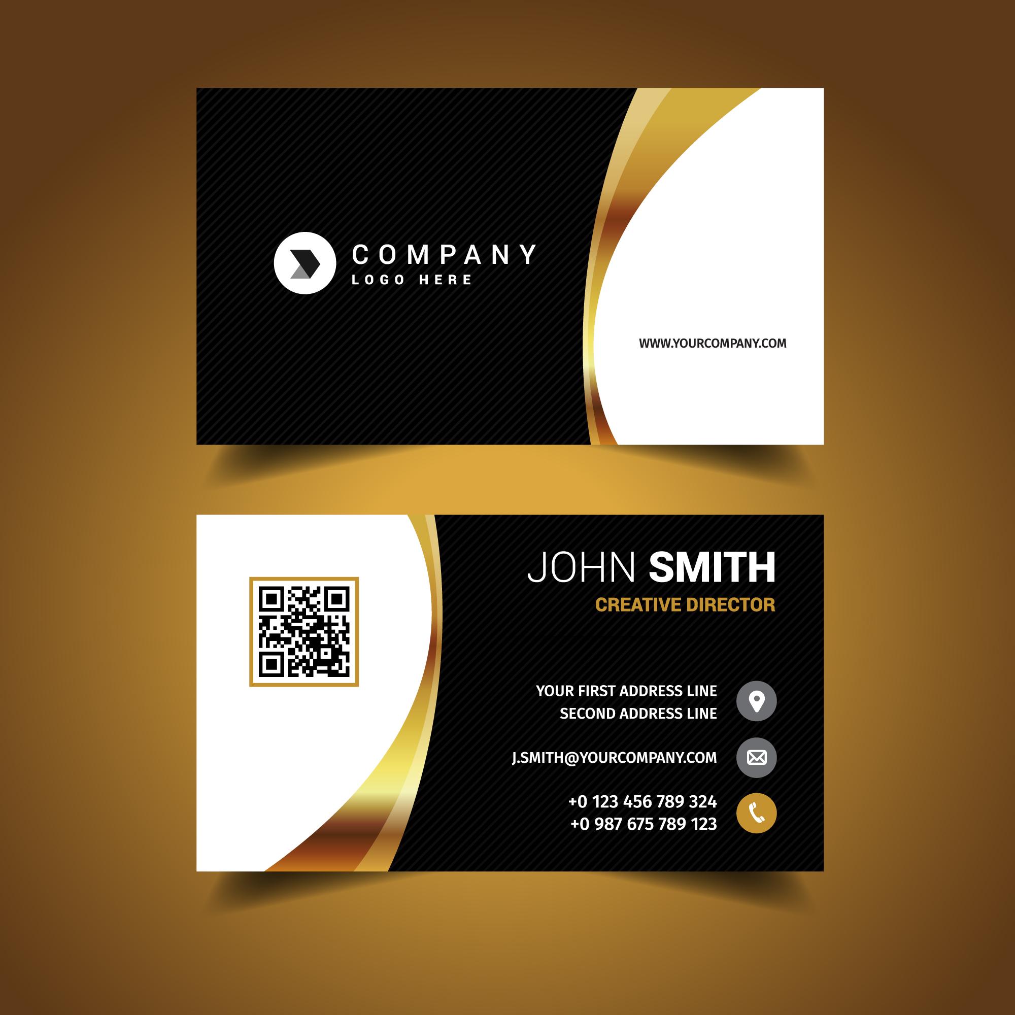 Elegant Creative Business Card