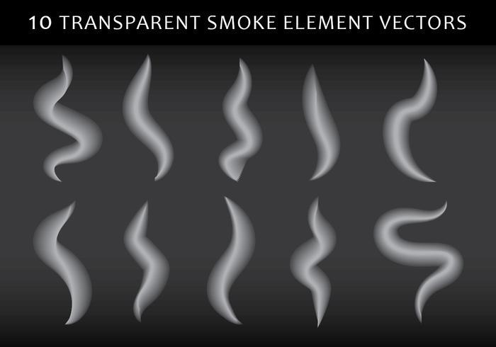 Forme de fumée