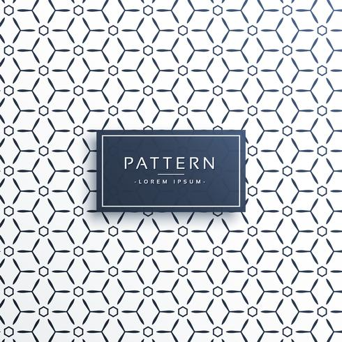 minimal style vector pattern background