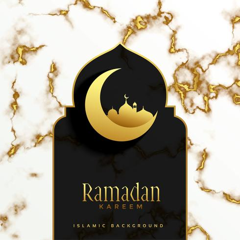 beautiful islamic ramadan kareem festival design