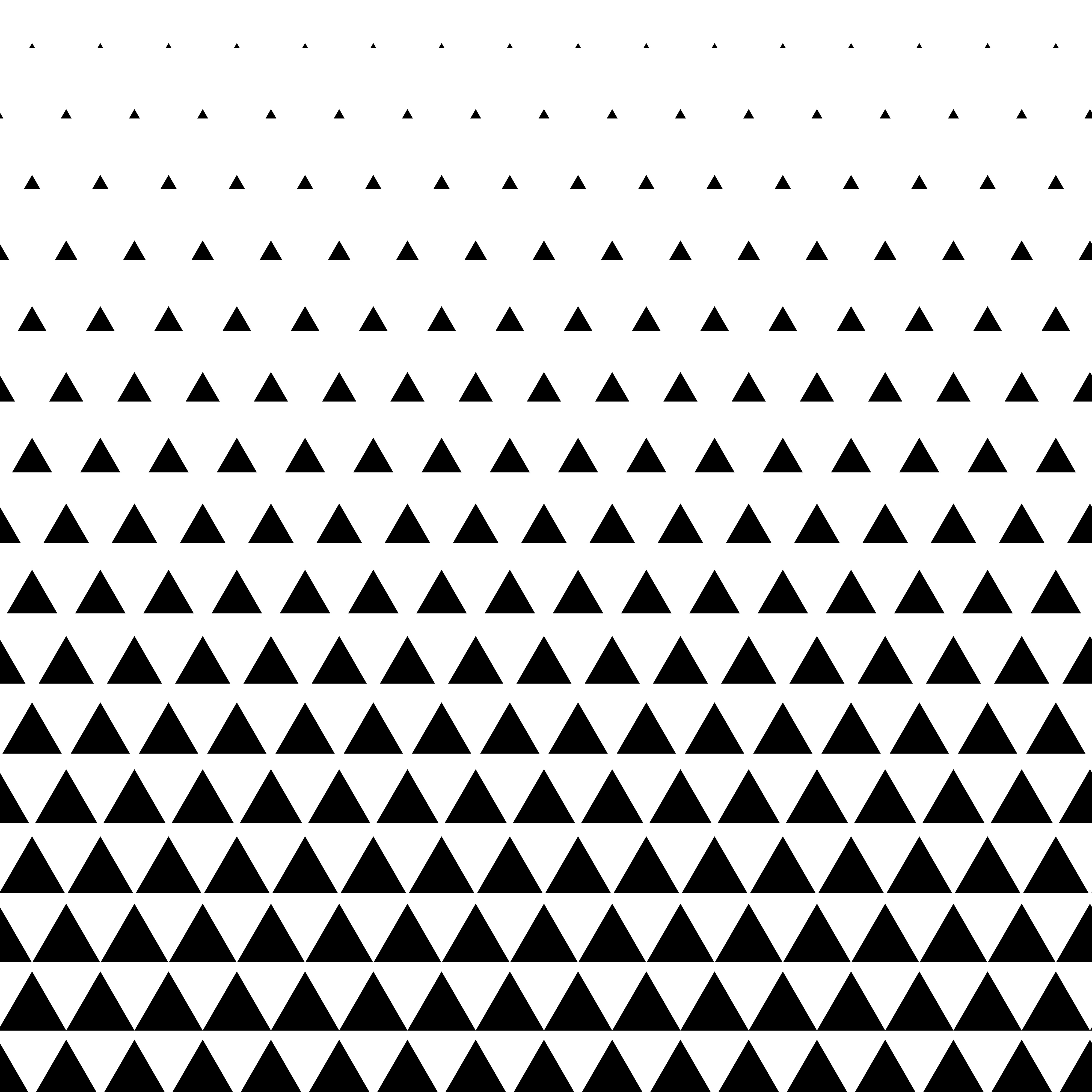 Triangle Pattern Awesome Design Inspiration