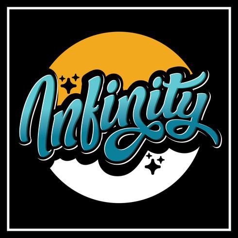 tipografía infinita