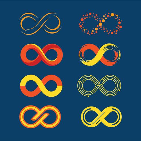 Set of Infinity Sign