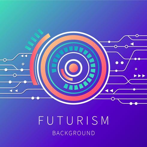 Futurisme achtergrond
