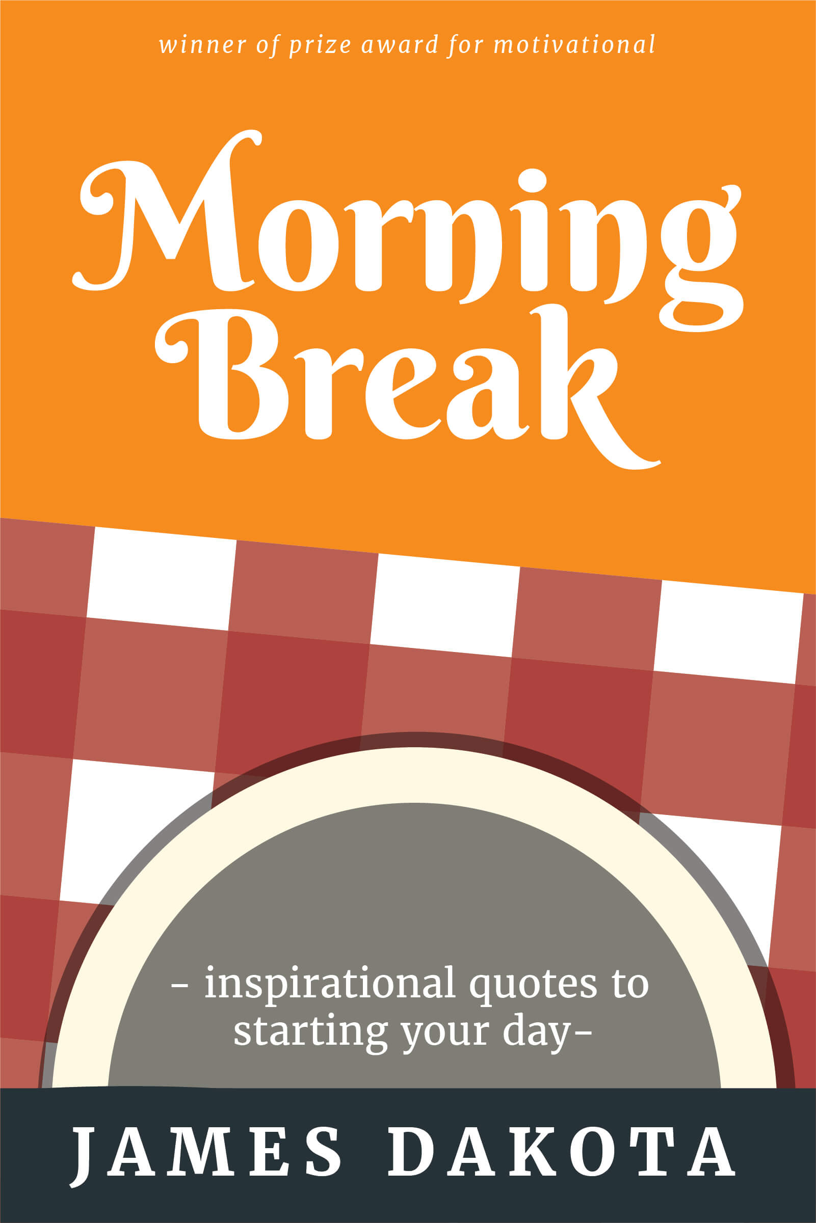 Minimalist Book Cover Quotes ~ Clean and minimalist motivational book cover design download free