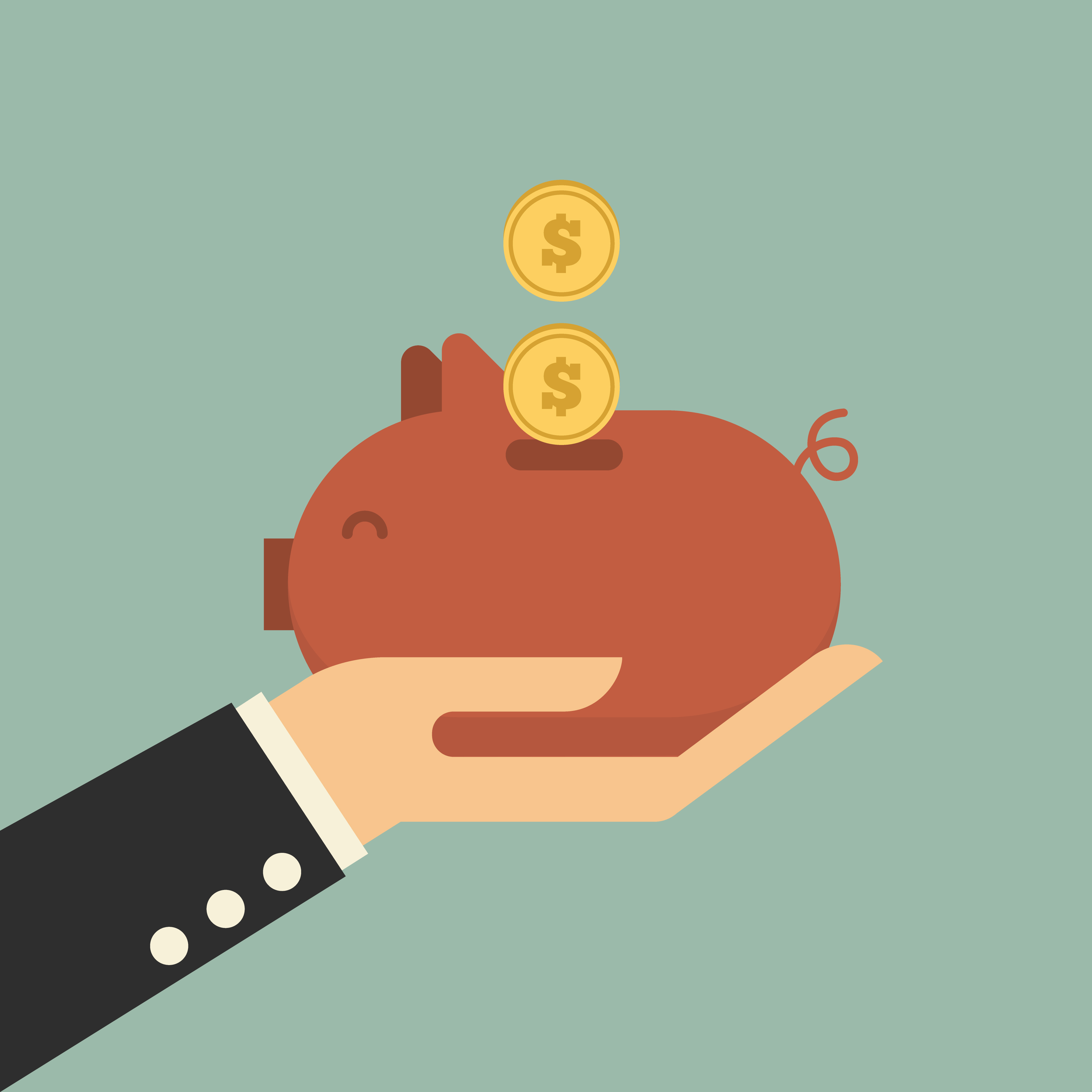save money icon free vector art 33944 free downloads