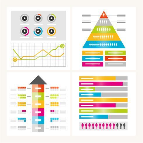 vektor infografiska designelement