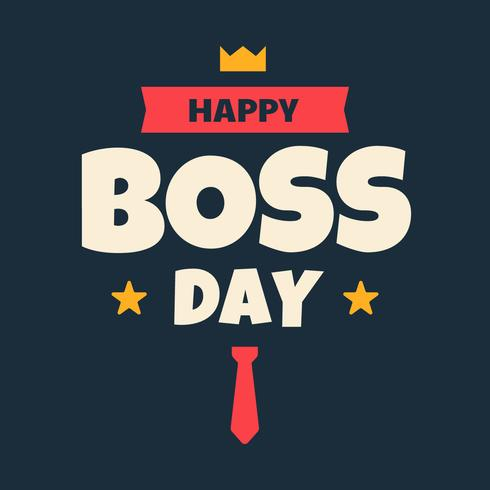 Happy Boss Day