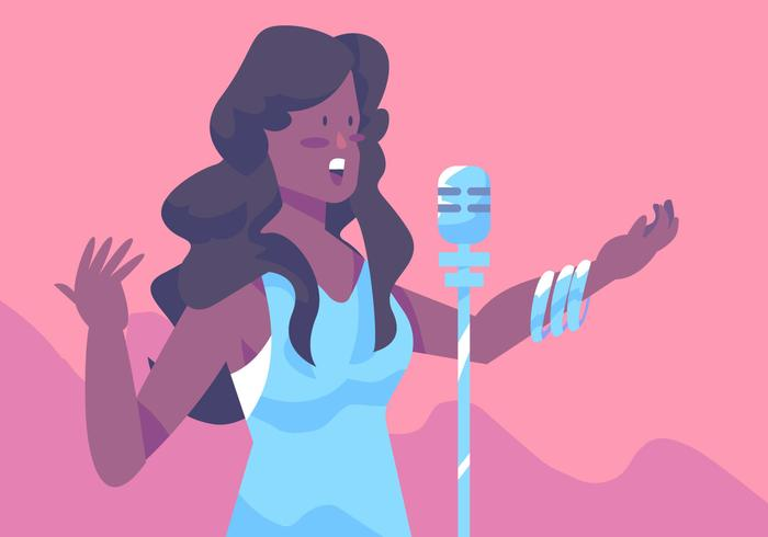 Women Of Color Singer