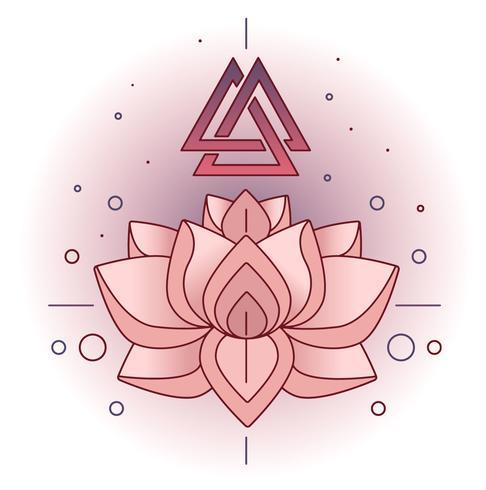 Vector de Lotus