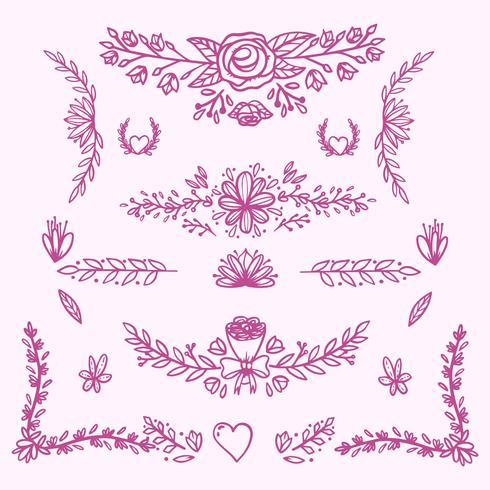 Ornamentos decorativos