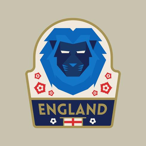 Emblemas do futebol da copa do mundo de Inglaterra