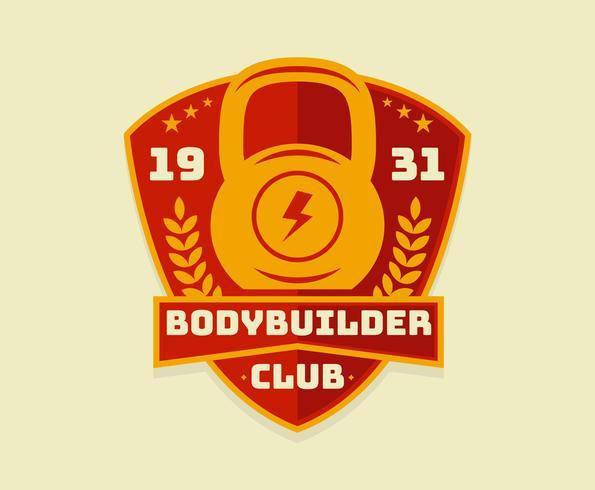 Vecteurs de Bodybuilder exceptionnels