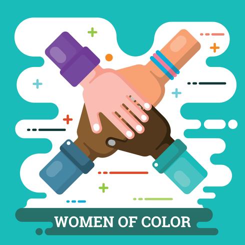 Femmes de couleur