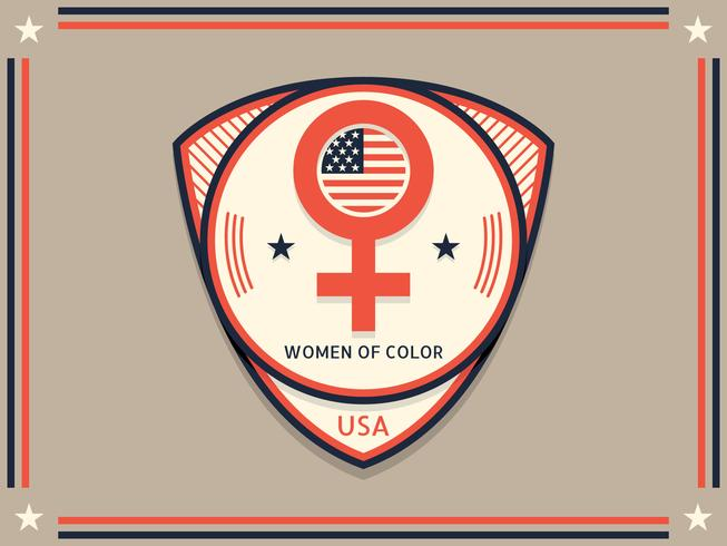 Awesome Women of Color Vectors