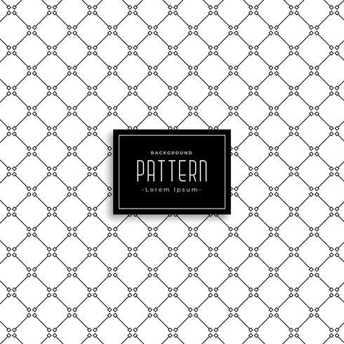 stijlvolle lijnen decoratief patroon achtergrond
