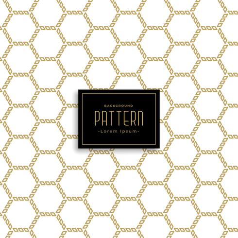 geometric hexagonal abstract pattern background
