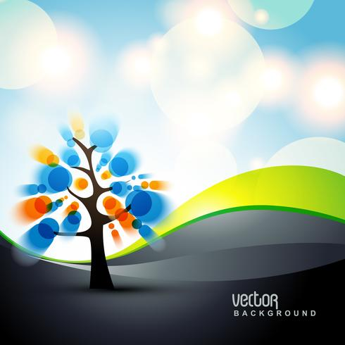 arbre vectoriel