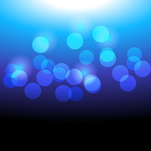 vector blue dots design