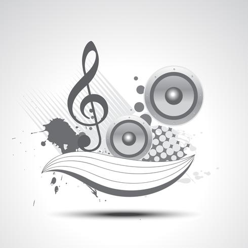 music vector art