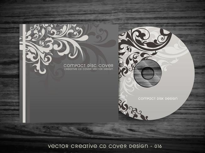 diseño de portada de CD