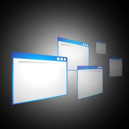 perspective computer windows
