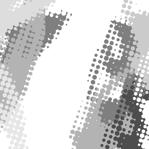 Abstracte halftone achtergrond