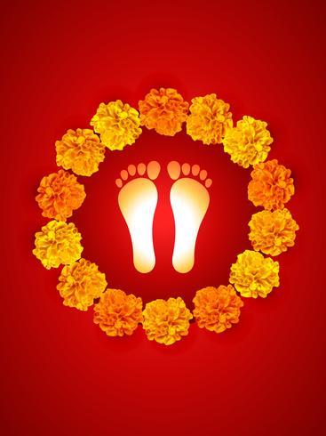 foot impression
