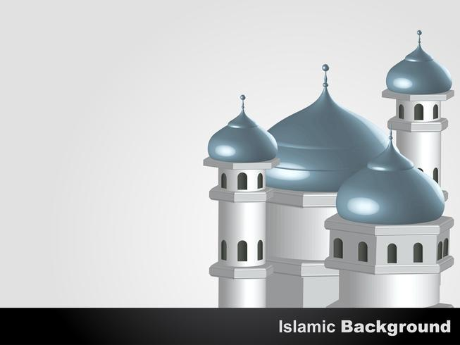 islamic mosque background