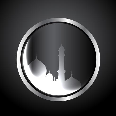 diseño de festival musulmán