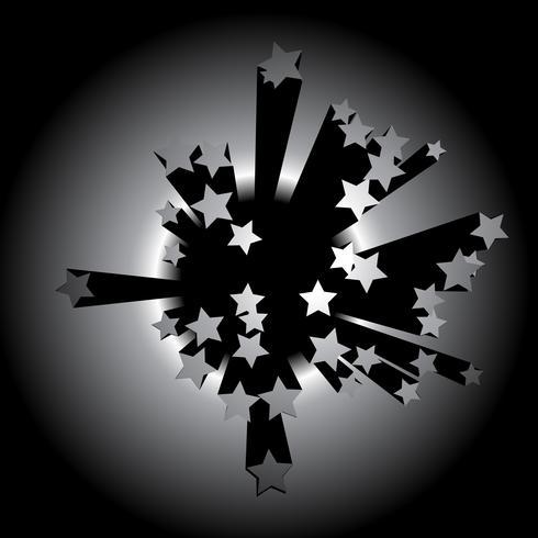 étoile de vecteur