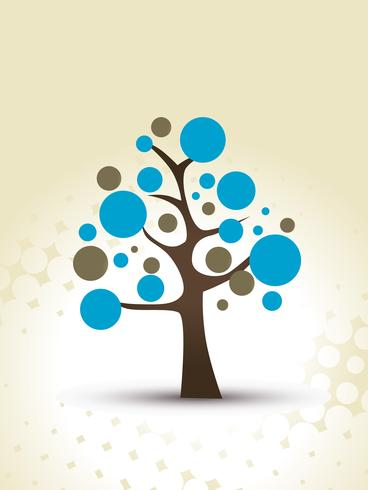 vector designer tree